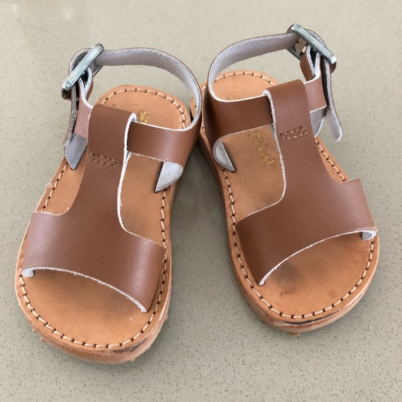 a98e0774d Freshly Picked Other - Freshly Picked Tan Leather Sandals 4 toddler